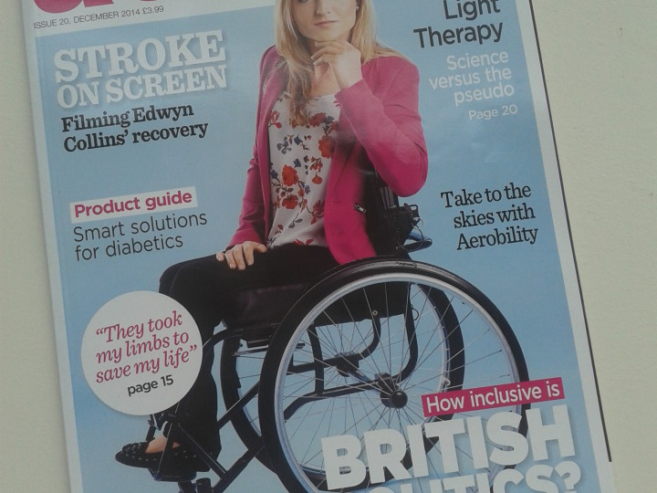 Chairmelotte in the UK : Access Magazine