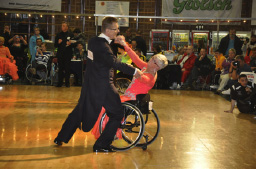 World Championship Wheelchair Dancing 2013