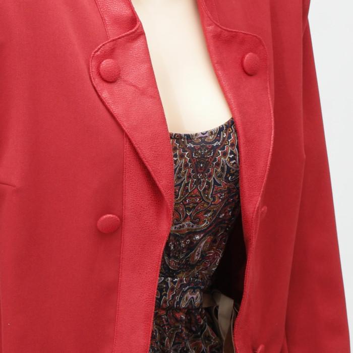 jacket Scarlet