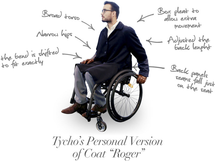 Made to Measure Service: Tycho's Story